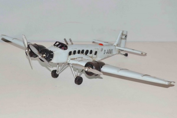 Blechmodell - JU-52 1930