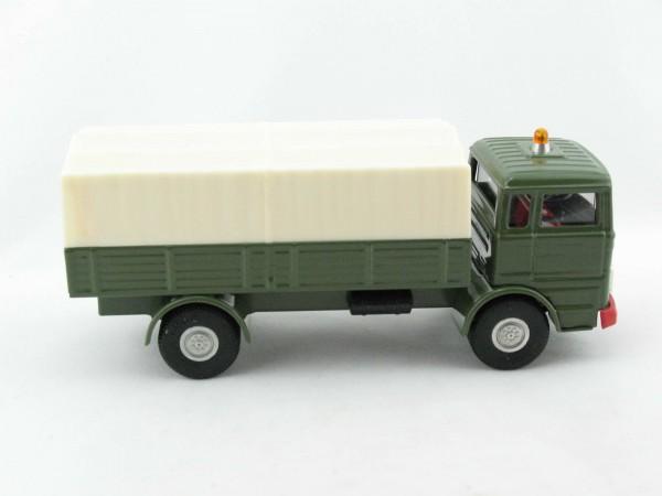 Mercedes LKW Militär Pritsche von KOVAP - Blechspielzeug