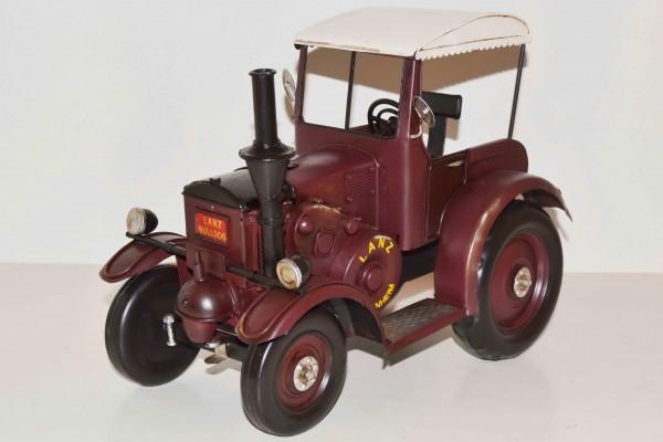 Blechmodell - Traktor, Schlepper Lanz 1950