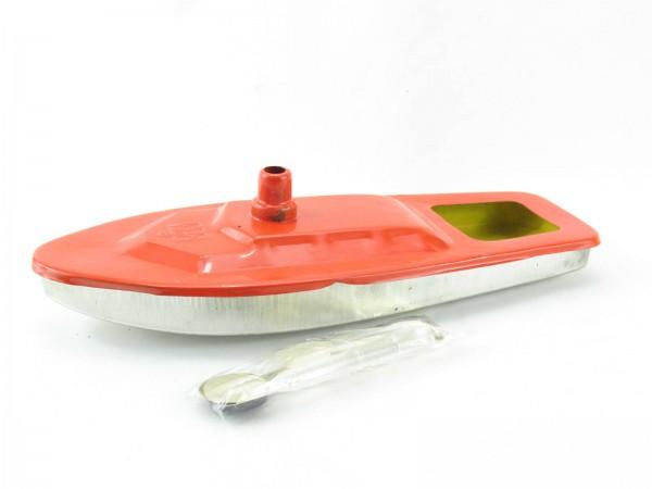 Blechspielzeug - Pop Pop Boot, Kerzenboot Jumbo