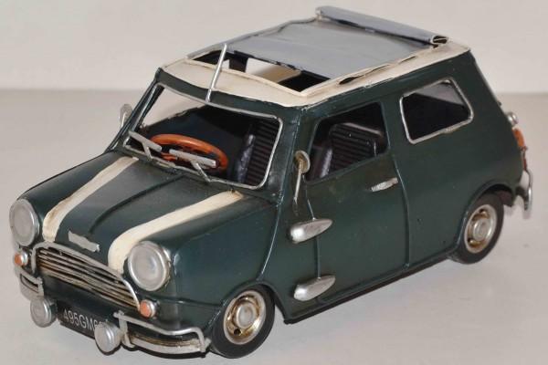 Blechmodell - Mini Cooper 1960