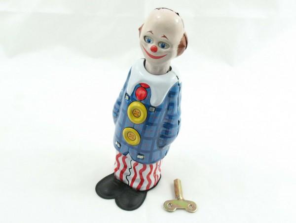 Blechspielzeug - Happy der Clown