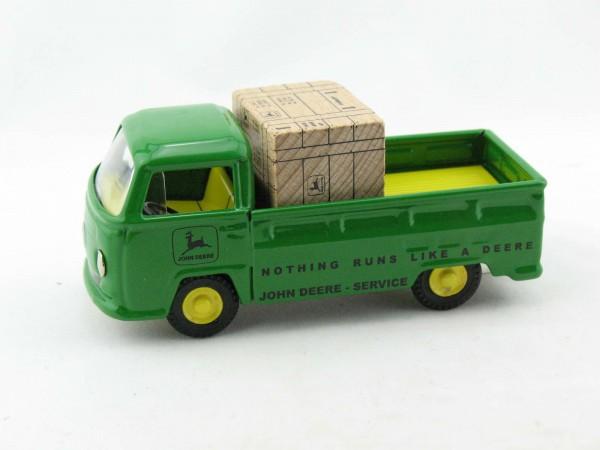 VW Pickup JOHN DEERE, CKO Peplica von KOVAP - Blechspielzeug