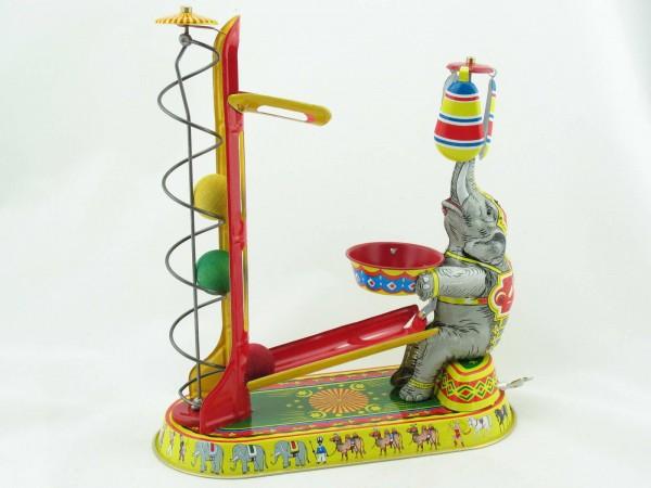 Blechspielzeug - Elefantenspiel BRD