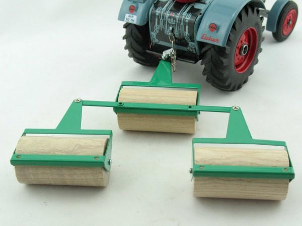 Traktor Zubehör Wiesenwalze von KOVAP - Blechspielzeug