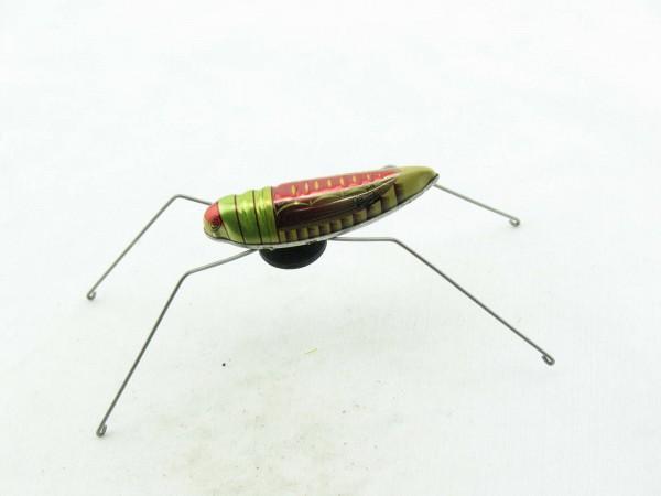 Blechspielzeug - Grashüpfer - Jumping Grass Hopper
