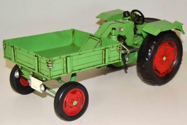 Blechmodell - Pickup Traktor Fendt