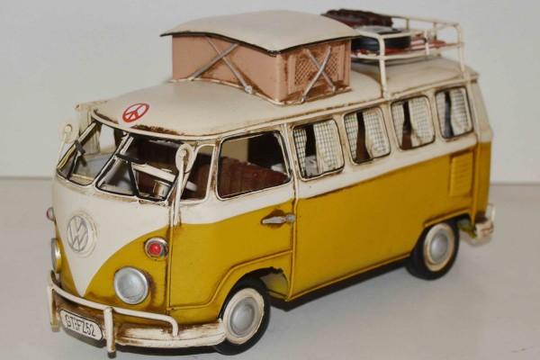 Blechmodell - VW-Bus T1, Campingbulli 1966