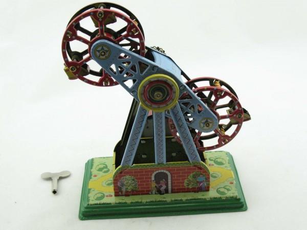 Blechspielzeug - Karussell Doppelriesenrad