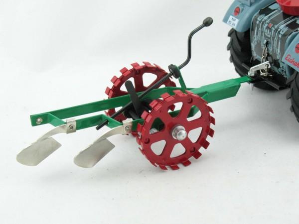 Traktor Zubehör Pflug von KOVAP - Blechspielzeug