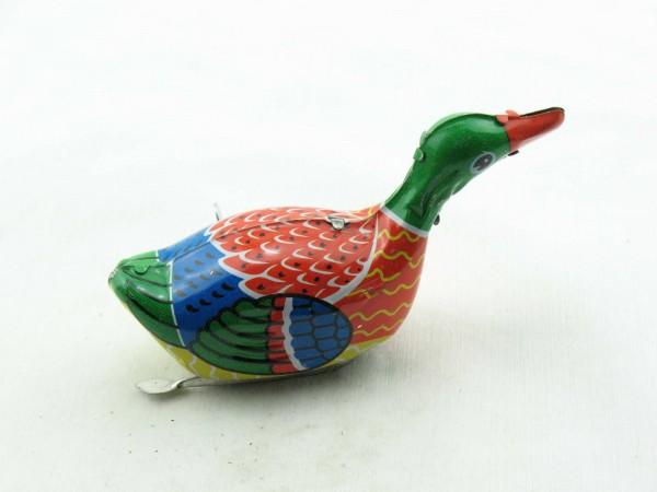 Blechspielzeug - Ente - Duckling
