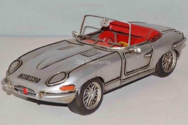 Blechmodell - Jaguar E-Type 1961