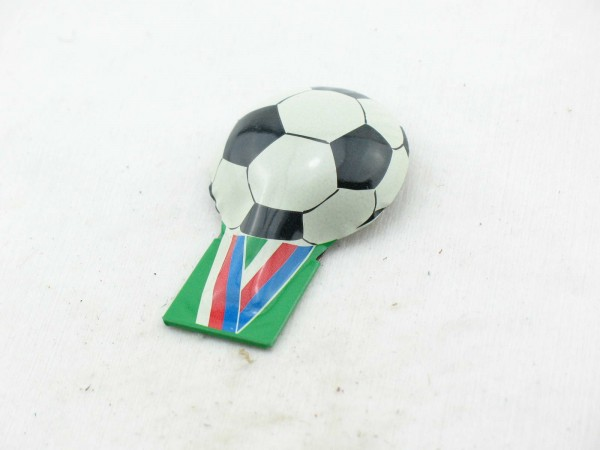 Blechspielzeug - Knackfrosch, Fußball, extra stabil von KOVAP