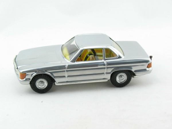 Mercedes SL Coupe, CKO Replica silber von KOVAP - Blechspielzeug