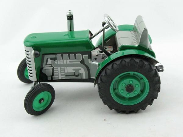 Traktor Zetor grün von KOVAP - Blechspielzeug