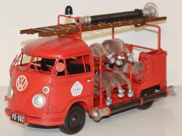 Blechmodell - VW-Bus T1 Feuerwehr 1966