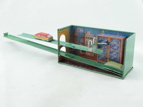 Blechspielzeug - Park Garage, Skycity Parking Garage