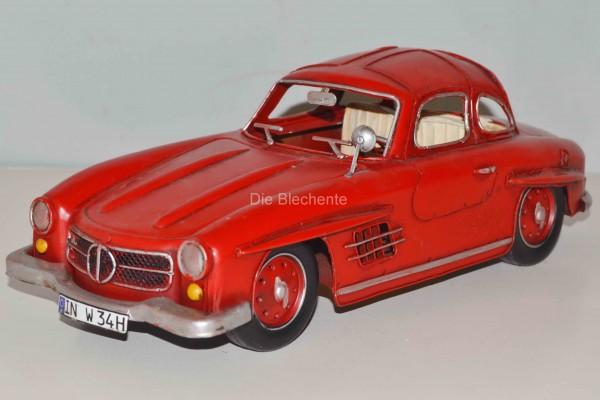 Blechmodell - Mercedes 300SL 1950