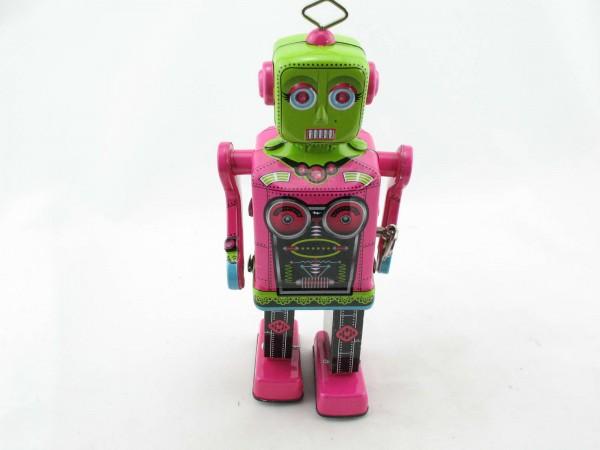 Blechspielzeug - Roboterfrau ROBERTA