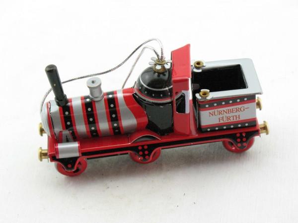 Blechspielzeug - Deko-Fürther Eisenbahn
