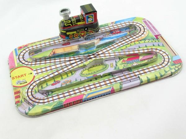 Blechspielzeug - Eisenbahn - Modern Train