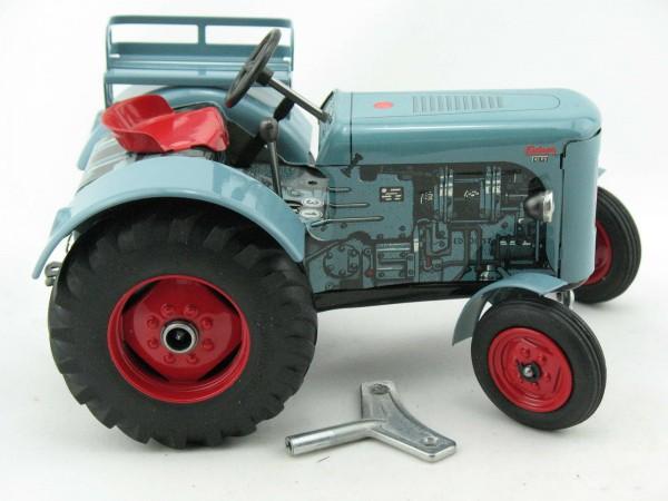 Traktor Eicher ED 215 von KOVAP - Blechspielzeug