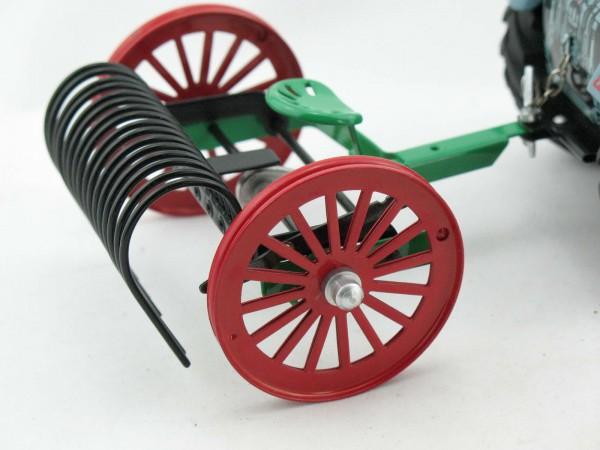 Traktor Zubehör Schlepprechen von KOVAP - Blechspielzeug