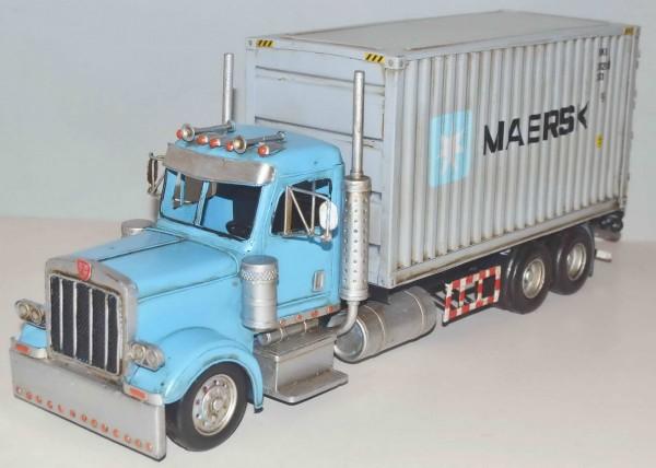 Blechspielzeug Blechauto Lastwagen Laster Lkw