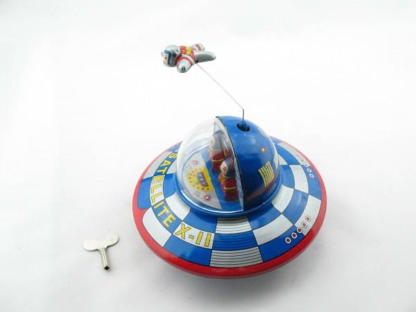 Blechspielzeug - Roboter Raumschiff X-II, Spaceship