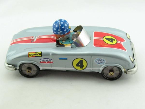 Blechspielzeug - Auto - Champion Car, silber