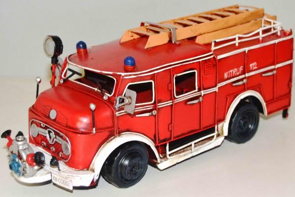 Blechmodell - MB Feuerwehr Gerätewagen