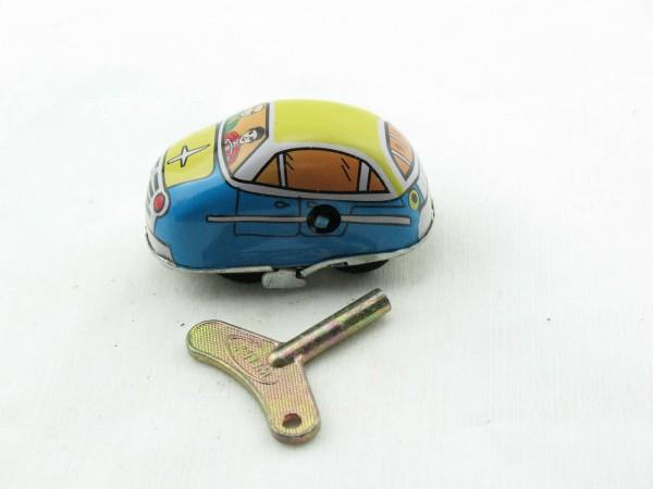 Blechspielzeug - Ersatzauto für Highway Set 3061061, blau